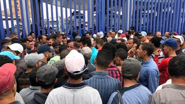المغرب يصدم إسبانيا بمنع أنشطة التهريب من ثغرَي سبتة ومليلية