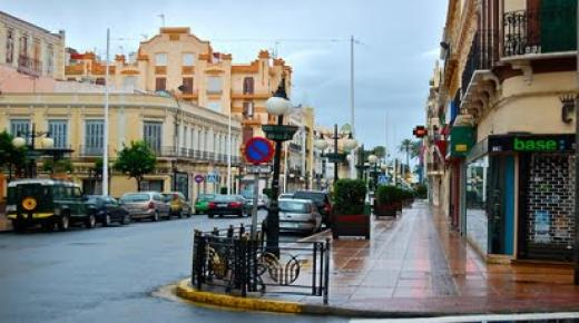مسؤول اسباني متخوف من حكم مغربي لمدينة مليلية المحتلة