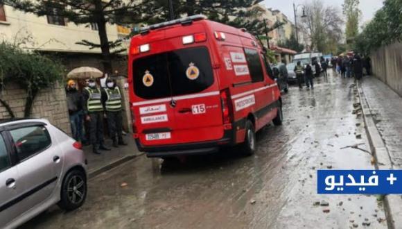 فاجعة بطنجة: إنتشال جثث 24 شخصا وإنقاذ 10 آخرين إثر حادث تسرب مياه الأمطار داخل مصنع سري (فيديو)