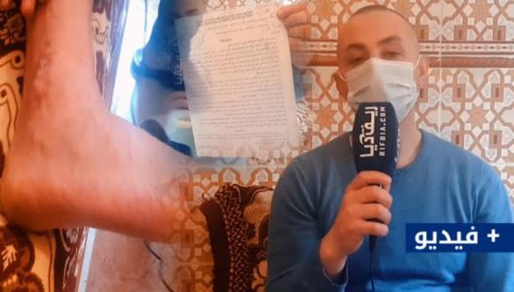 خطير: بعد ان اختطفوه و سحلوه.. إطلاق سراح عصابة بالناظور بعد هذه الجرائم (+فيديو)