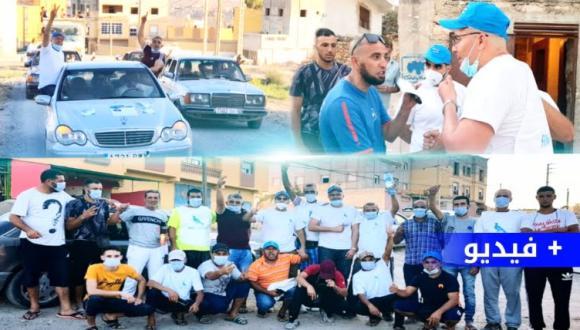 """حليم حساني مرشح """"الحمامة"""" بالدائرة 10 ببني شيكر في جولة تواصلية بإدودوحا وإعلاليا"""