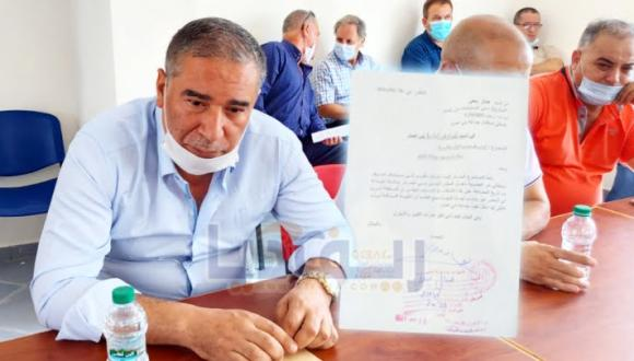 بعد تفاجئه بكسر التحالف جمال بنعلي يستقيل من مجلس جماعة بني انصار