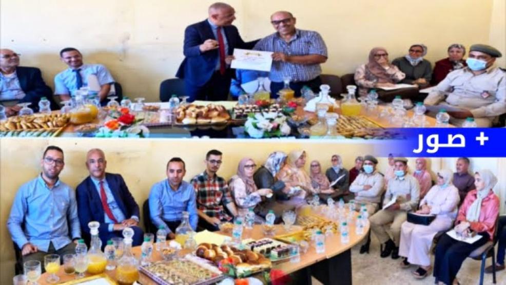 مبادرة نوعية.. السلطة المحلية بفرخانة تحتفي بالمساهمين في انجاح العملية الانتخابية