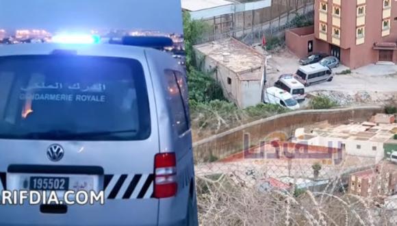 إشاعة تتسبب في نزوح العشرات من المواطنين للدخول إلى مليلية عبر ماريواري