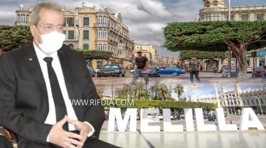عامل الناظور يفشل مخططا للاستخبارات الجزائرية بمليلية المحتلة