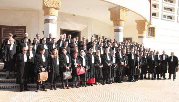 عاجل: استياء بين محامي الناظور و بيان مضاد (+وثيقة)