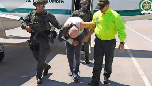 """كولومبيا تسلم هولندا رجل عصابات ريفي اعتقلته بمساعدة الـ """"FBI"""""""