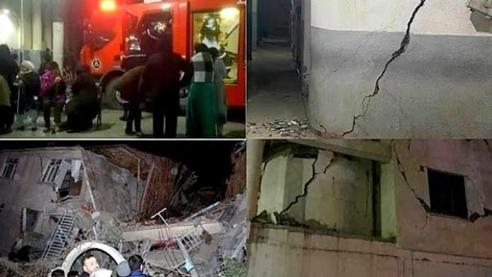 مشاهد مروعة.. زلزالٌ عنيف يضربُ الجزائر ويدمّر عدداً من المنازل ويتسبب في إصابة 6 أشخاص ( فيديو وصور)