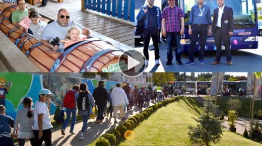 المانيا: رحلة ترفيهية تربوية لفائدة عدد من أبناء الجالية المغربية من تنظيم جمعيتي التوبة والتوحيد