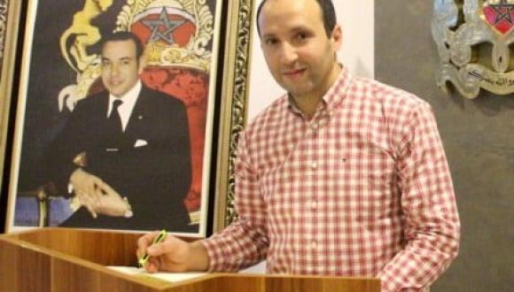 تعزية ومواساة في وفاة زوجة أب الزميل جمال بوشيخي