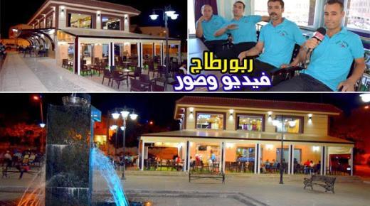 """إعادة بناء """"مقهى ياسين"""" بفرخانة.. خصائص جديدة وحلة رائعة (ربورطاج فيديو وصور)"""