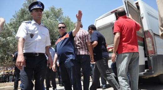 مواطن إسباني يروج الكوكايين والحشيش يسقط في يد أمن الناظور