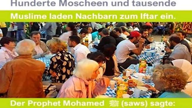 المجلس الأعلى للمسلمين في المانيا يدعو للمشاركة في اليوم الوطني للجار
