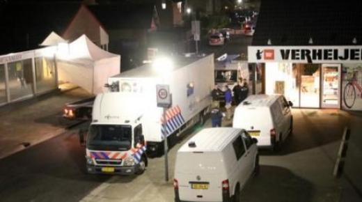 هولندا : امراة تقتل شخصين بالرصاص احدهما مغربي حاولا سرقة متجر زوجها (فيديو)