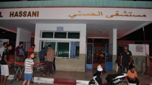 """مطالب بالتحقيق في وفاة طفلة بسبب """"الاهمال"""" بالمستشفى الحسيني بالناظور"""