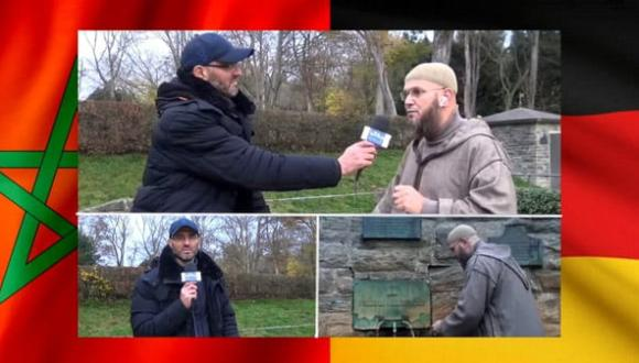 شاهدوا.. مهاجر مغربي بألمانيا يُقرر العودة من أرض الغربة إلى أرض الوطن