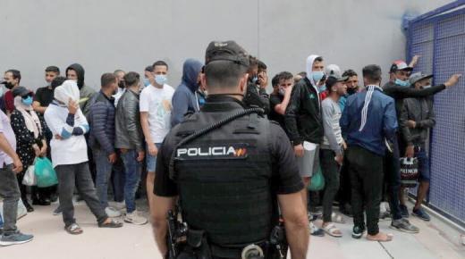 سلطات سبتة المحتلة تؤكد أن إجراءات ترحيل القاصرين المغاربة سارية