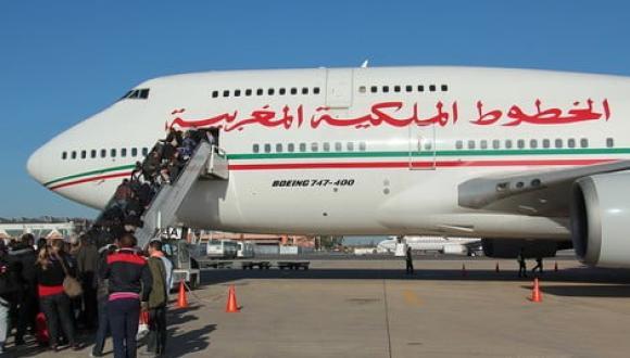 """عاجل: العشرات من المسافرين عالقون بمطار العروي بعدما تخلت """"لارام"""" عنهم"""