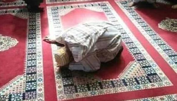 حسن الخاتمة.. وفاة شاب ساجدا أثناء تأدية صلاة التراويح