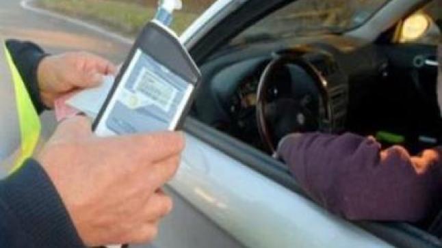 مراقبة السياقة تحت تأثير الكحول ستنطلق مباشرة بعد انتهاء شهر رمضان