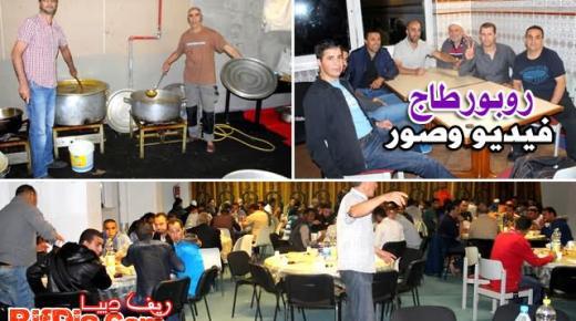 ألمانيا: أزيد من 200 مستفيد من الإفطار الجماعي وأداء صلاة التراويح بمسجد طارق بن زياد بفرانكفورت (فيديو وصور)