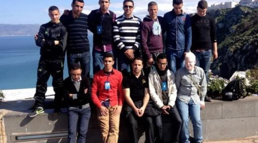رحلة إستكشافية ناجحة لجمعية ثيفاوين من فرخانة إلى الحسيمة