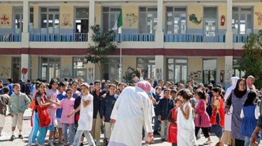 وزير التعليم يزف خبرا سارا لأولياء التلاميذ الغاضبين من الإكتظاظ