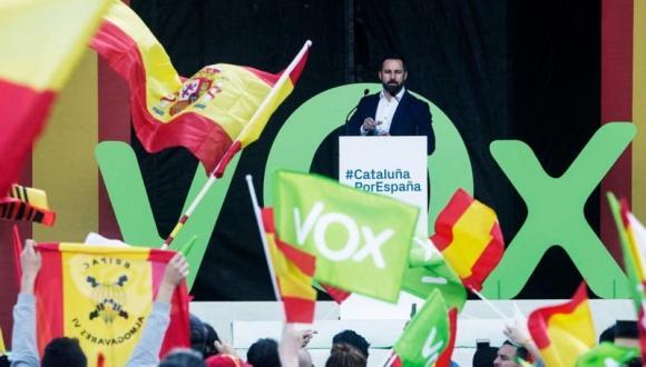 شاهد: ما يطالب به حزب vox في ظل الازمة بين الرباط ومدريد