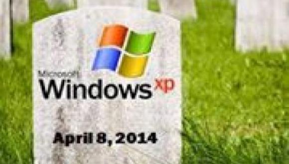 """مايكروسوفت تعلن وفاة """"Windows XP"""""""