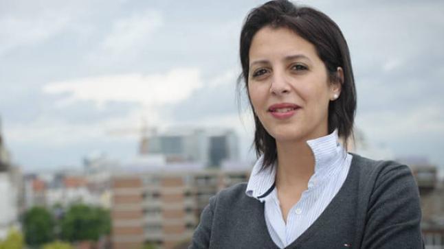 إبنة الريف زكيّة خطّابي تقترب من رئاسة حزب البيئة البلجيكي