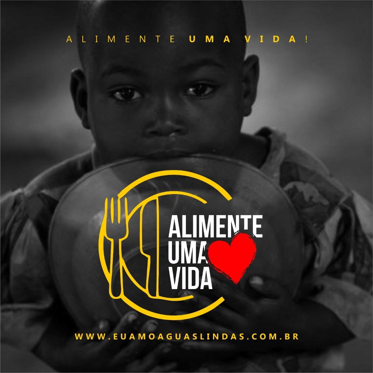 Foto  - ALIMENTE UMA VIDA