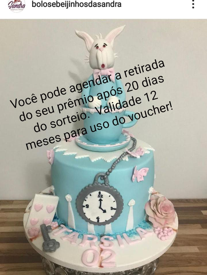Foto  - ❤️ Rifa Solidária ❤️