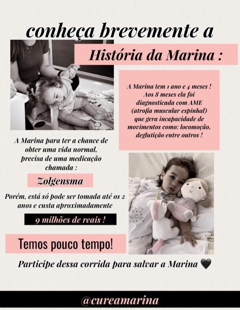 Foto  - CURE A MARINA