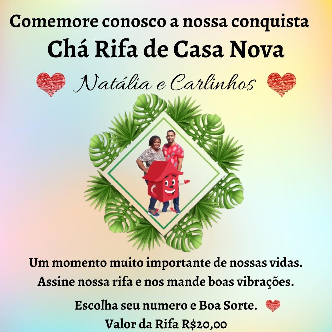 Foto  - Chá Rifa Natália e Antonio