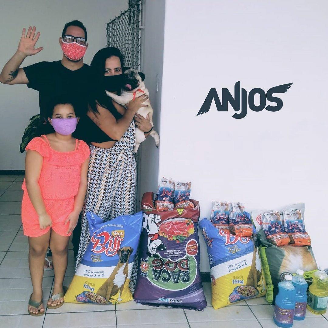 Foto  - [CANCELADA] Rifa para arrecadar dinheiro para ONG Anjos