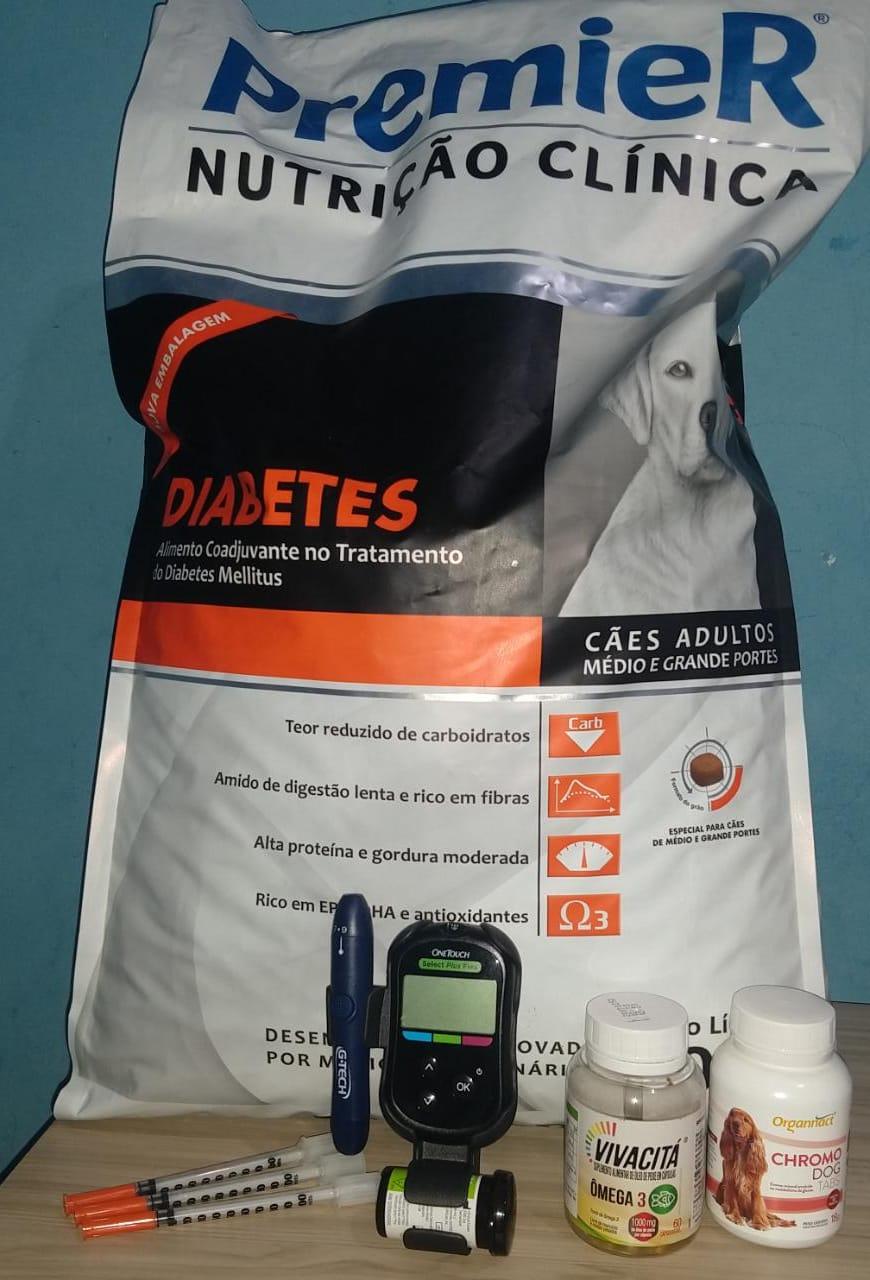 Foto  - [FINALIZADA] Tratamento da Lindinha - Diabética