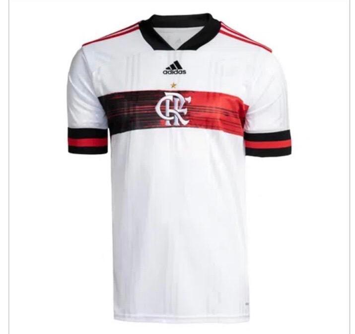 Foto  - [FINALIZADA] Camisa Oficial Autografada do FLA I Live Marcelle Motta