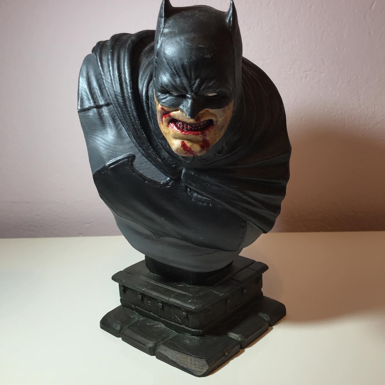 Foto  - Rifa do Batman