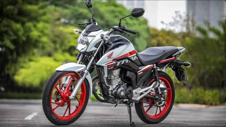 Foto  - Honda cg titan 2020 0km