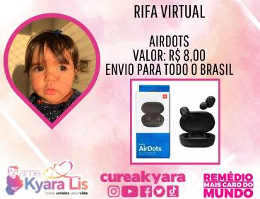 Foto  - [FINALIZADA] @cureakyara - Air Dots