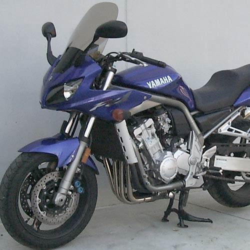 Yamaha Fz1 Fazer Touring Windshield 01 05