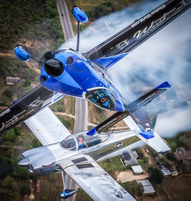 Rifle Airshows Flying