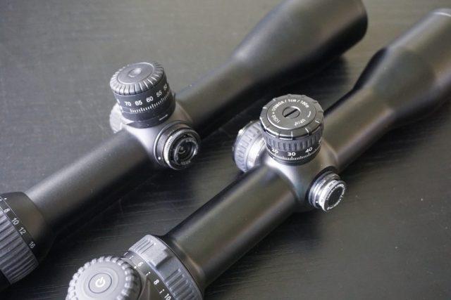 Swarovski Z8i 2-16x50 P vs Zeiss Victory V8 1.8-14x50 T* tube diameters