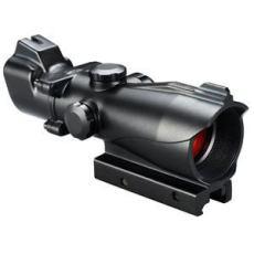 Bushnell AR Optics 1x MP Illuminated Red/Green T-Dot Reticle Riflescope, 1x32mm