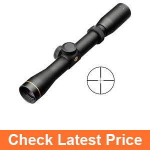 LEUPOLD VX-2 1.5-4x28 IER Scout Scope