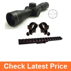 Mosin Nagant 2.5x30mm Scout Scope amazon