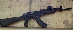 Customized Arsenal AK