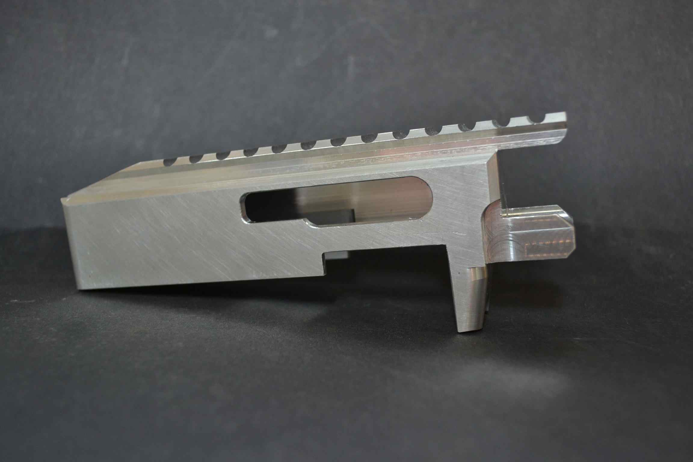 Ak 47 80 receiver - Here Is Our 80 Razor Receiver As Supplied By Select Fire Llc This Is