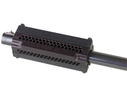 porting a shotgun barrel with a drill
