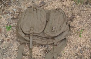 A typical 3-day assault pack?